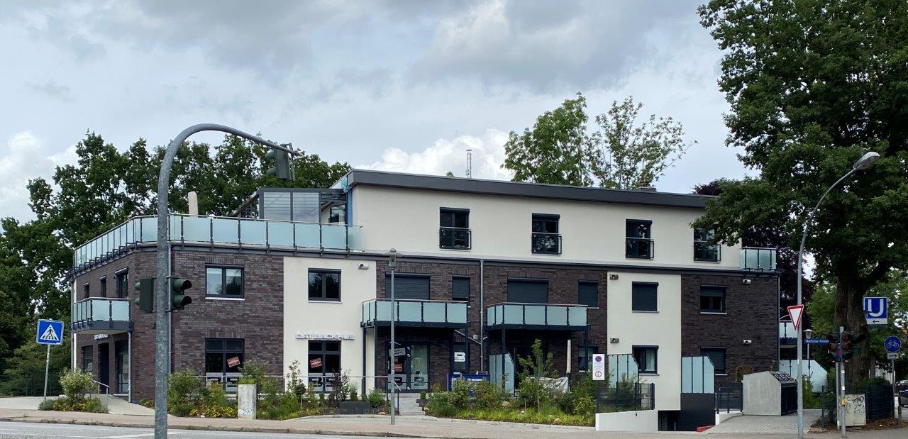 Vermietung Top 2  Zimmer-Wohnungen / ca. 60 m² mit Vollausstattung im EG und Tiefgarage